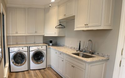 Why Remodel the Laundry Room